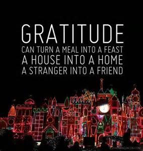 Christmas Gratitude Quotes
