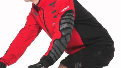 bike wear gore bike wear fusion as cross jacket youtube