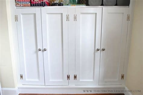 Shaker Cabinet Doors Diy by Diy Shaker Style Cabinets