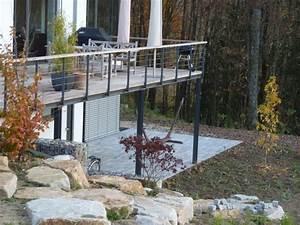 Stahlkonstruktion Terrasse Kosten : terrassenaufst nderungen und stahlbauten ~ Lizthompson.info Haus und Dekorationen