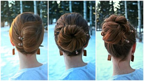 hairstyles updos do it yourself hair