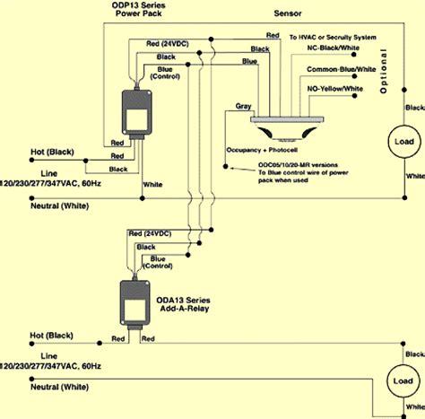 Occupancy Sensor Wiring Diagram Somurich