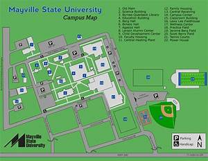 Pictures Of University Campus Map Highlighting Premiumnet