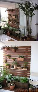 Kleinen Balkon Gestalten Günstig : 77 coole ideen f r platzsparende m bel womit sie kokett ~ Michelbontemps.com Haus und Dekorationen