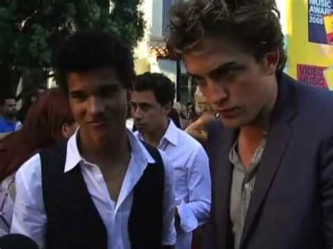 Kristen Stewart Robert Pattinson Taylor Lautner