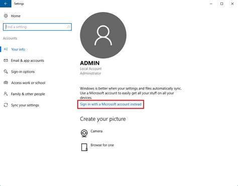 how to link your windows 10 product key to a microsoft account windows central