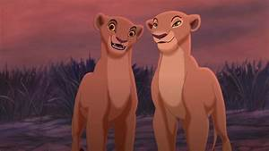 Lion King Kiara And Nala