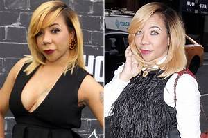 Tiny Harris defends eye color implants | Page Six  Tiny