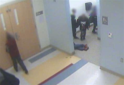 cincinnati school releases surveillance video   year