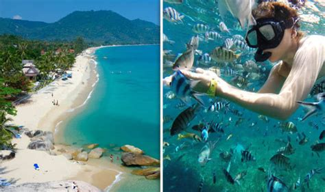 thailand explore the sights in koh samui and koh pha ngan