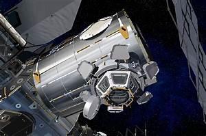 NASA names space module for moon base, not Colbert ...