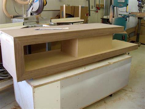 walnut tv stand custom furniture  cabinetry  boise