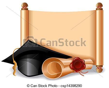 bureau des diplomes 3 vecteurs eps de casquette diplôme remise de diplomes