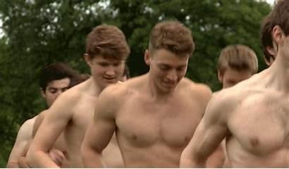 Naked Rowers Warwick Bts University Running Gifs