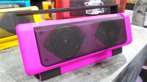 Hmdx Jam Speakers Blast With Impressive Variety