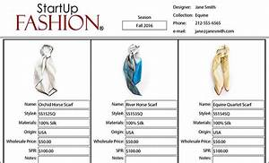 how to create a line sheet With clothing line sheet template