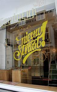 17 best images about window lettering and gold leaf on With window lettering paint