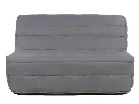 bz canape canapé bz en tissu cowboy noir gris bleu nuit