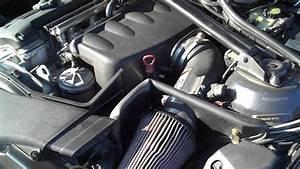 2002 E46 M3 Steel Gray Engine Bay