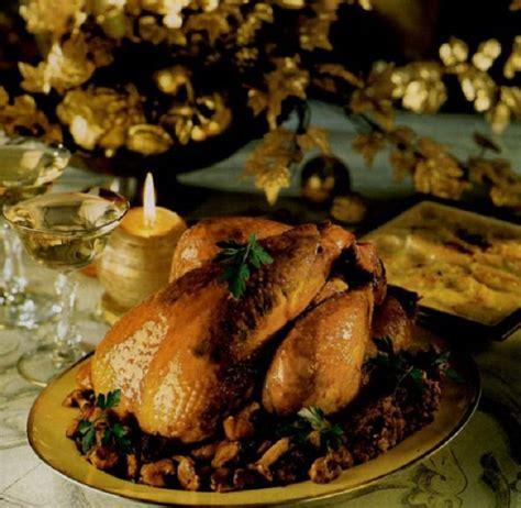 chapon cuisine recette chapon fermier farci quot truffe quot au persil
