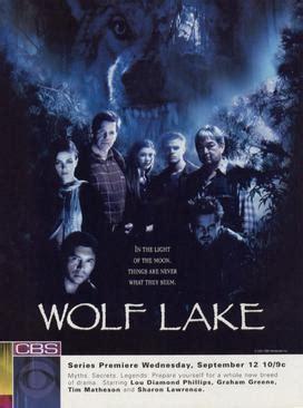wolf lake wikipedia