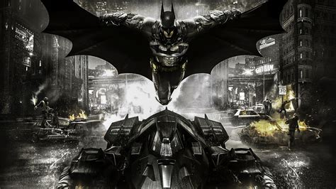 batman arkham knight  pswallpaperscom