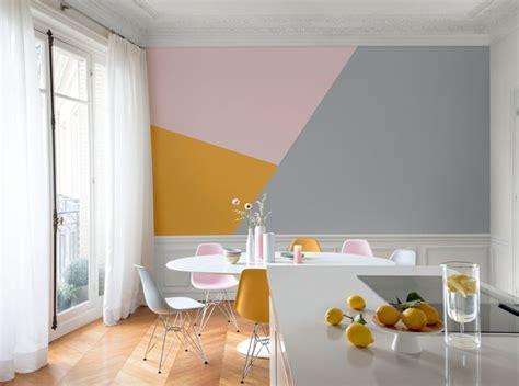 peinture table cuisine peinture cuisine moderne 10 couleurs tendance côté maison