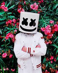 DJ Marshmello Of Marshmallow
