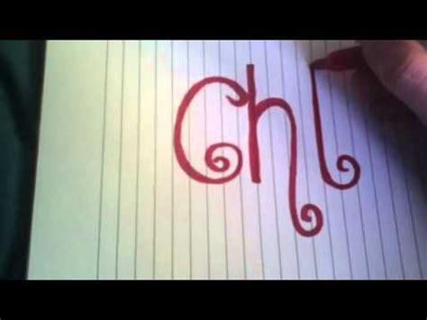 draw    fancy letters youtube