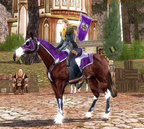 horse rank horses pvmp reputation lotro mmorpg morale stats