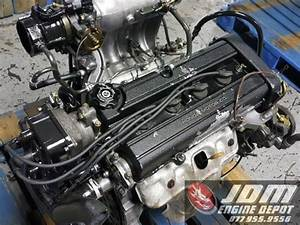 Honda B20b Engine For Sale