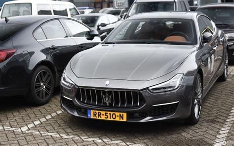 Maserati Ghibli Diesel Granlusso