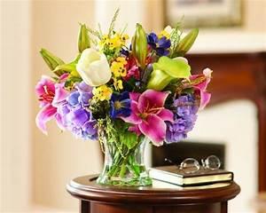 fleurs artificielles les avantages etourdissants en photos With déco chambre bébé pas cher avec bouquet de fleur artificielle pour mariage