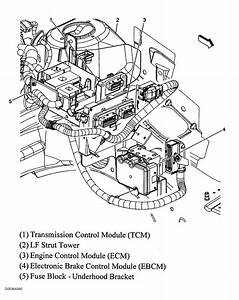 2008 Pontiac G6 Wiring Diagram Abs