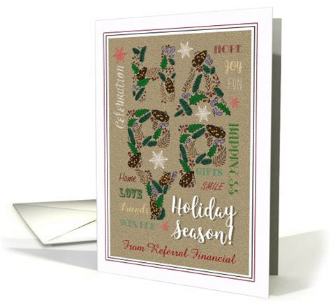 happy holidays generic holiday season wishes  clients