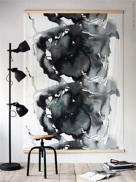 diy textil konst ikea livet hemma inspirerande