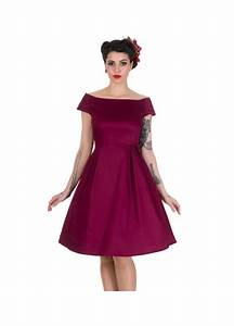 Dolly and Dotty Marcia Boat Neck Dress Attitude Clothing
