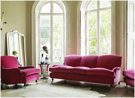 furniture beautiful velvet couch  living room