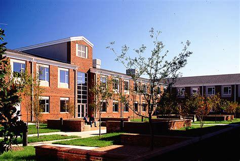 jamestown high school hba architecture interior design