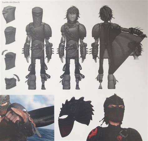 httyd  hiccup concept art   train  dragon