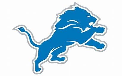 Lions Detroit Emblem Nfl Lion Symbol History