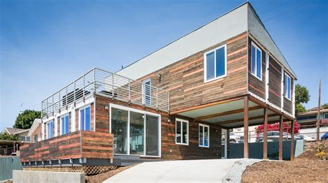 Container Anbau An Haus by San Diego Modern Home Built From Shipping Containers Lists