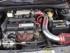 1997 Saturn S Series Sl2 Sedan Engine Photos