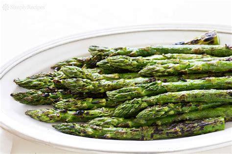 budget cuisine grilled asparagus recipe simplyrecipes com