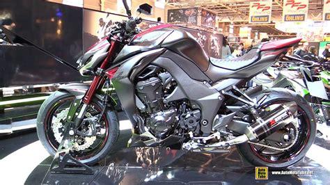 kawasaki  walkaround  salon de la moto