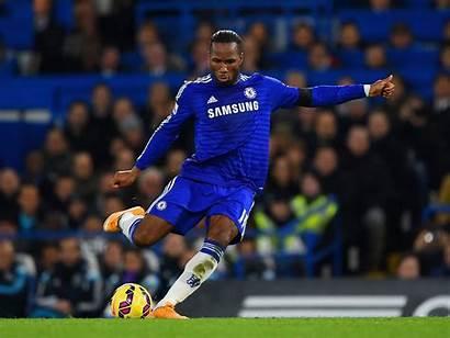 Drogba Didier Wallpapers Chelsea Reports Sportskeeda Wallpaperplay