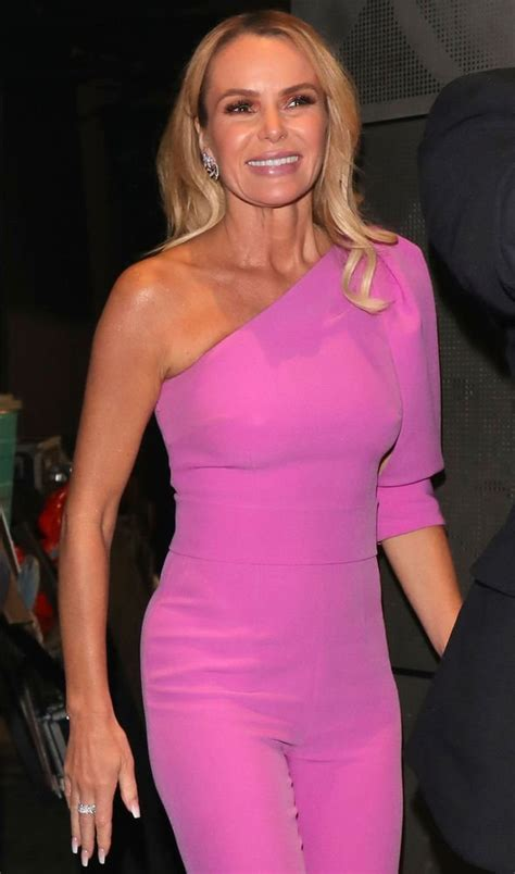 Amanda holden was born on february 16, 1971 in bishop's waltham, hampshire, england as amanda louise holden. Amanda Holden: BGT judge appears to go braless in tight jumpsuit as fans question pout ...