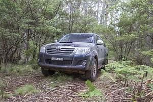 2014 Toyota Hilux 4X4 SR5 5 speed SR5 Auto off road - OzRoamer