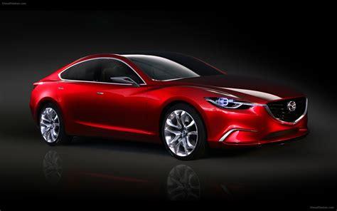 Mazda Takeri Concept 2018 Widescreen Exotic Car Picture