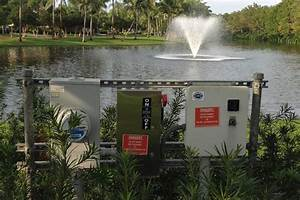 Power Control Center Fountain Accessory